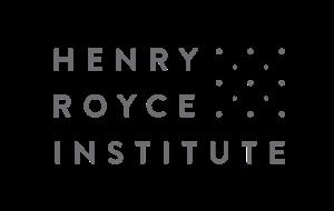 HenryRoyceInstitute_PrimaryLogo_RGB_Grey